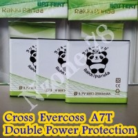 harga Baterai Cross Evercoss A7t Rakkipanda Double Power Tokopedia.com