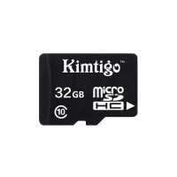 Kimtigo KTT-M10 32GB Micro SD + SD Adapter Class 10