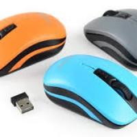 harga Cliptec Wireless Mouse Vivid 2.4 Ghz Rzs 848 Tokopedia.com