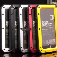 LunaTik Taktik Extreme Gorilla Aluminium Alloy Metal Case for iPhone 5