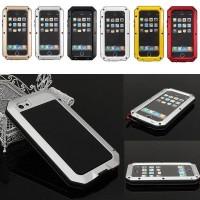 LunaTik Taktik Extreme Gorilla Aluminium Alloy Metal Case for iPhone 6