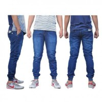 Celana DC Jogger Biru Muda