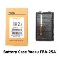 Battery Case Yaesu FBA-25A