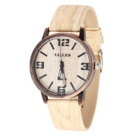 Jam Tangan FeiFan M051-S Wood Theme Fashion Watch