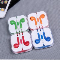 Earphone Earpods Universal for MP3 iPhone Samsung Asus Pad Tab