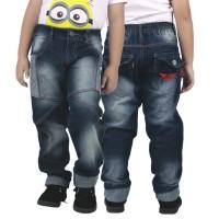 Celana Jeans Anak Laki-laki Catenzo CBE 010