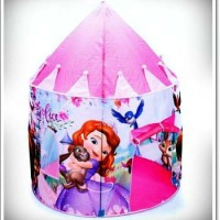 SOFIA THE FIRST CASTLE TENT