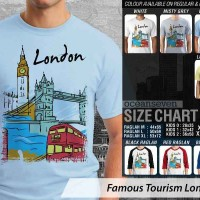 KAOS DISTRO OCEANSEVEN - LONDON FAMOUS TOURISM