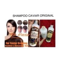 Jual {+}LARIS Oril Caviar Shampoo Kuda Obat Penumbuh/Pemanjang Rambut Murah