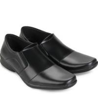 Jual Sepatu Kerja Pantofel Kantor Formal Pria Kulit Murah Berkualitas JT100 Murah