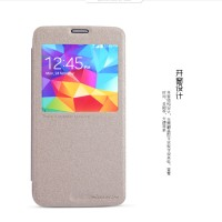 harga Nillkin Sparkle Leather Case Samsung Galaxy S5 Gold Tokopedia.com