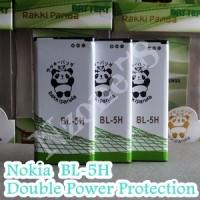 Baterai Nokia Bl5h Bl-5h Lumia 630 635 638 Rakkipanda Double Power