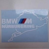 harga Sticker BMW Nurburgring Putih (BNR1) Tokopedia.com