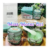 MISS MOTER MATCHA / MILK HAND WAX GREEN TEA