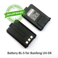 Battery Baofeng UV-5R Hitam