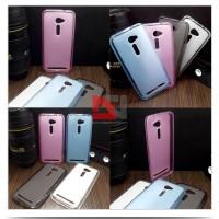 harga Casing TPU Semi Transparent Softcase Asus Zenfone 2 5