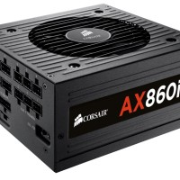 Corsair AX Series Digital 860W Fully Modular AX860i - Platinum