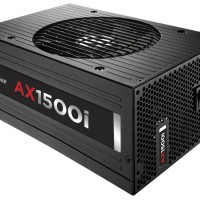 Corsair AX Series Digital 1500W Fully Modular AX1500i - Titanium