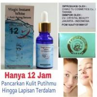 Beauty girl magic instant white serum