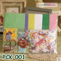 harga Diy Paper Card 'happy Vintage' Kits (18 Card)- Kartu Handmade -pck 001 Tokopedia.com
