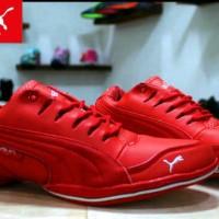 harga Sepatu puma red bull full red (addict3D) Tokopedia.com