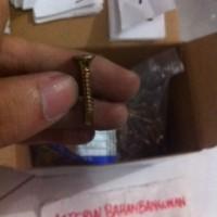 skrup gypsum dengan rangka baja ringan 1 inch diameter kpala 0,8 cm