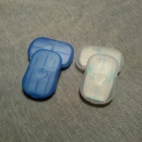 Sabun Kertas Travelling / Sabun Cuci Tangan / Sabun Kertas Serbaguna