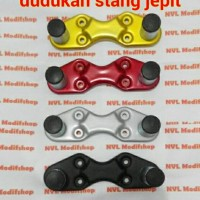 dudukan stang jepit vixion old new vixion nvl