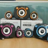 speaker advance duo400 import