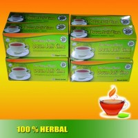 Teh Celup Herbal Daun Jati Cina