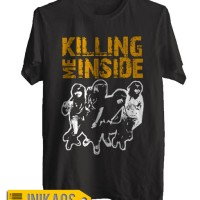 Kaos Killing Me Inside Band - Kode KMI84