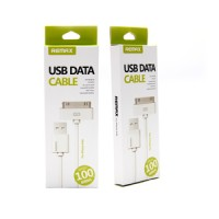 KABEL REMAX FAST IPHONE 4