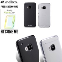 Jual Soft Case Melkco Poly Jacket Sarung Karet Casing Cover Htc One M9
