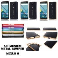 Jual Aluminium Metal Bumper Frame Cover Case Motorola Nexus 6