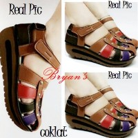 REPLIKA WEDGES KICKERS 005