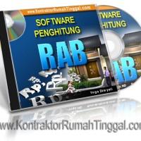 Software RAB Excel untuk Menghitung RAB Rumah Tinggal (Update 2015)