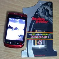 BATTERY BLACKBERRY FS1 2000 MAH GARANSI 1 TAHUN DOUBLE POWER