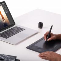 Wacom Intuos Pro Small PTH-451 Pen Tablet Alat Desain Grafis