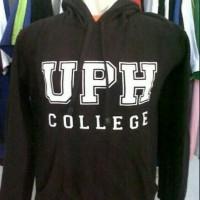 UPH COLLEGE BLACK HOODIE'S