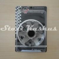 harga Pulley Racing Thailand - Beat Scoopy Karbu (puli Depan,rumah Roler) Tokopedia.com