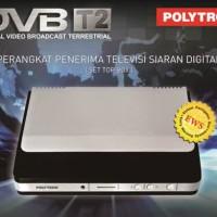 Set Top Box Polytron DVB-T2 - PDV 500T2 - Full HD Digital TV Receiver