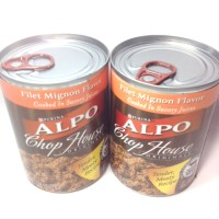 harga Makanan Anjing Basah Alpo Chop House Fillet Mignon Flavor 374g Tokopedia.com