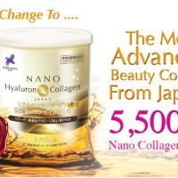 JAPAN Nano Hyaluron Collagen Drink