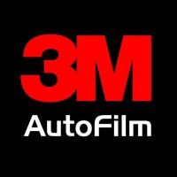Kaca Film 3M Black Beauty / Black Chrome (Hitam/Silver) Kaca Depan