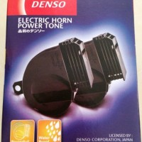 Klakson Keong Denso Power Tone Waterproof