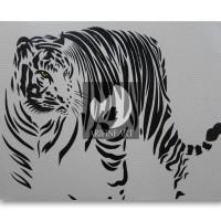 harga Lukisan Aborigin Harimau Tokopedia.com