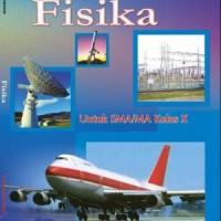 Buku BSE: Fisika untuk SMA/MA Kelas 10