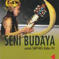 harga Seni Budaya untuk SMP/MTs Kelas 7, Kurikulum 2013 Tokopedia.com