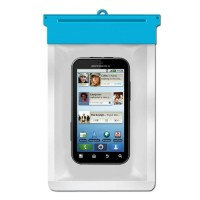 Zoe Waterproof Bag Case For Motorola Defy Mini XT320