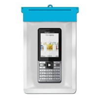 Zoe Waterproof Bag Case For Sony Ericsson K618